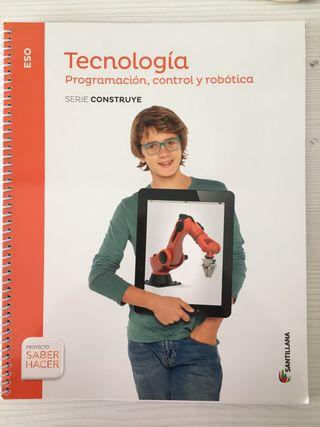 Libro Santillana tecnología