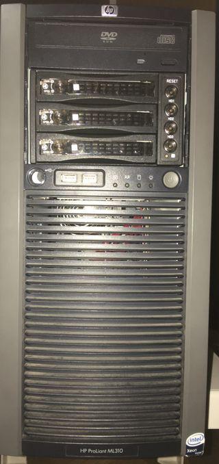 SERVIDOR HP PROLIANT ML310 G5