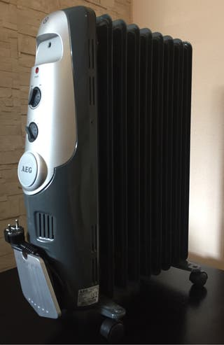 AEG radiador de aceite