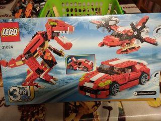 LEGO y Mecano