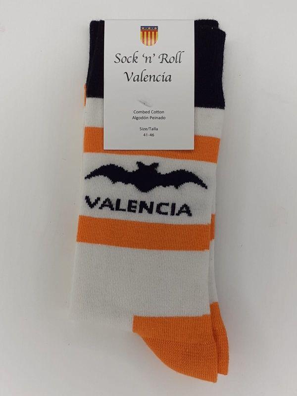 calcetines de Valencia equipo futbol