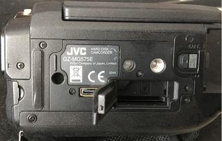 CAMARA DE VIDEO JVC EVERIO GZ-MG575E
