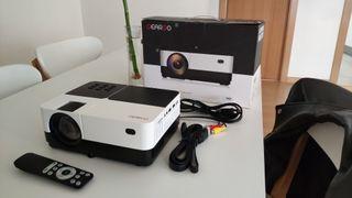 Proyector portátil LED GearGo FULL HD 1080P