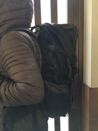 Mochila bagpacker 50 litros