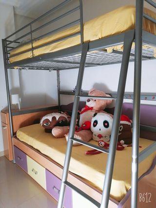 Dormitorio juvenil, infantil unisex