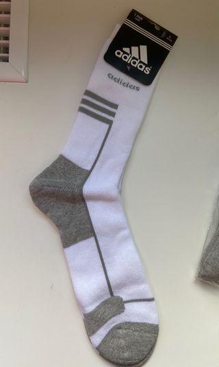 Calcetines largos Adidas (L: 40-43)
