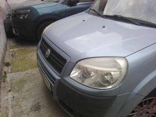 Fiat Doblo 2007. Mixto. 140.000Km. Tte Paquetería