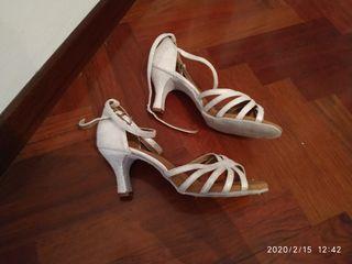 zapatos d baile nuevos