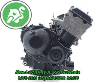 motor honda cbr 1000rr 2010 - 2011