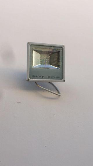 Foco led 20w ip 65