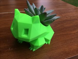 Macetero Bulbasaur Pokemon