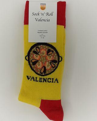 calcetines de paella Valencia