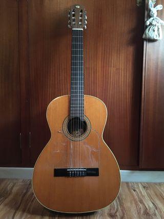 Guitarra vicente tatay tomas
