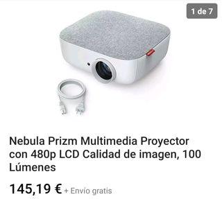 PROYECTOR Nebula Prizm Multimedia Proyector NUEVO