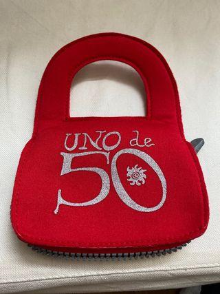 Estuche/joyero UNO de 50