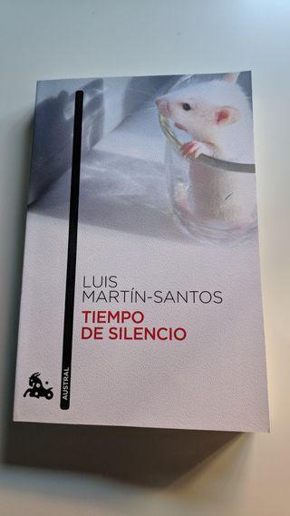 Libro Tiempo de Silencio Luis Martín-Santos