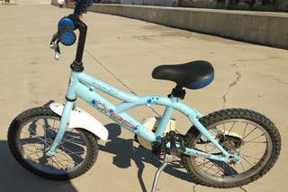 bici de niños