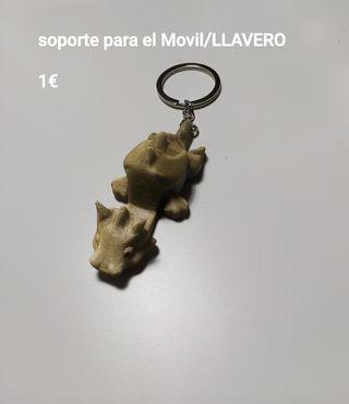 soporte/Llaveros Movil