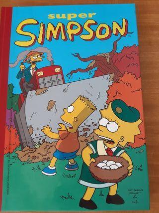 tebeo de los Simpson
