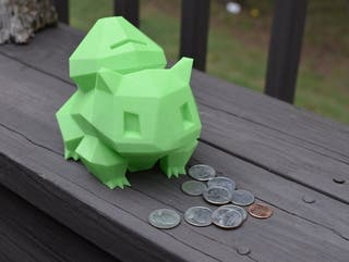 Hucha Bulbasaur Pokemon