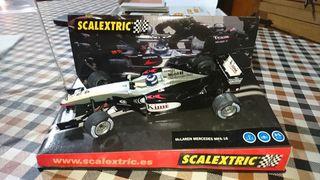 Coche Scalextric McLaren