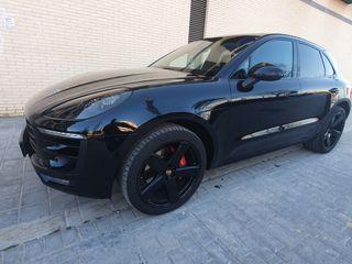 Porsche Macan turbo 2015