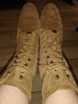 botines, botas Uterque 40