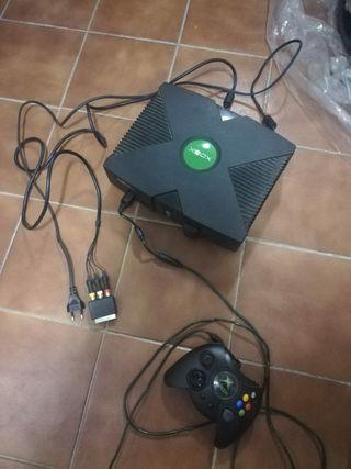 Xbox primer modelo