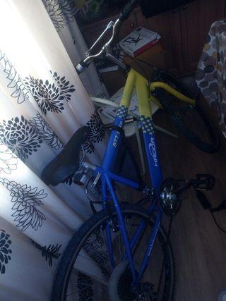 Bicicleta de montaña Hador BTT Bike