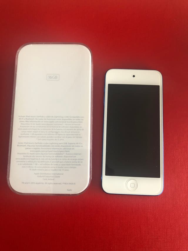 iPod touch 6 16GB Azul