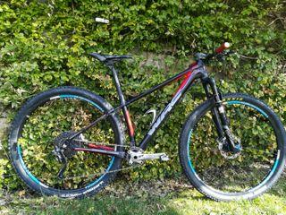Bicicleta Conor WRC de MTB de 29