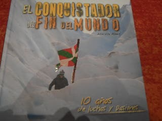 libro conquistador del fin del mundo