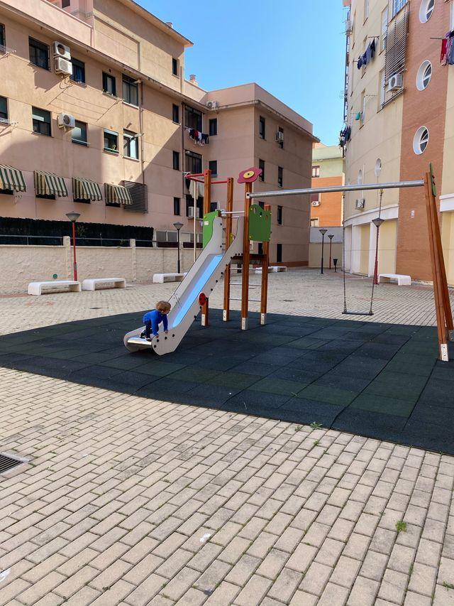 2 DORMITORIOS-MUY LUMINOSO- PARQUE INFANTIL COMUNITARIO (La Victoria - El EJIDO) (Málaga, Málaga)