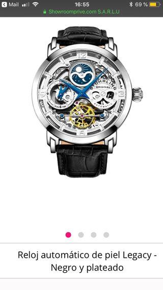 reloj suizo automatico