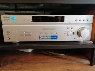 reproductor DVD con control home cinema