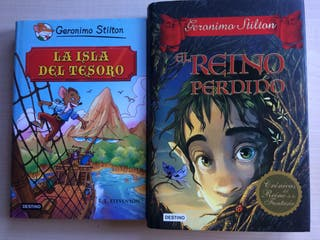 Geronimo Stilton Colección
