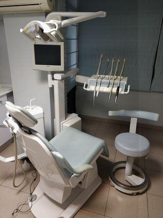 sillón dental FINNDENT OY quint 7000