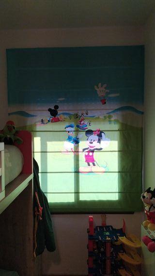 Estor infantil Mickey