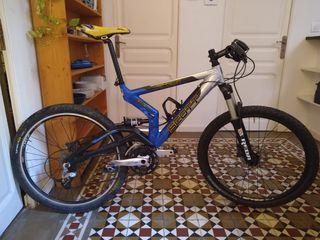 Bicicleta MTB Descenso Scott FX Zero G 25