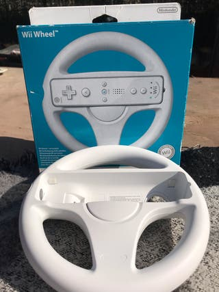 Volante Wii U sin estrenar