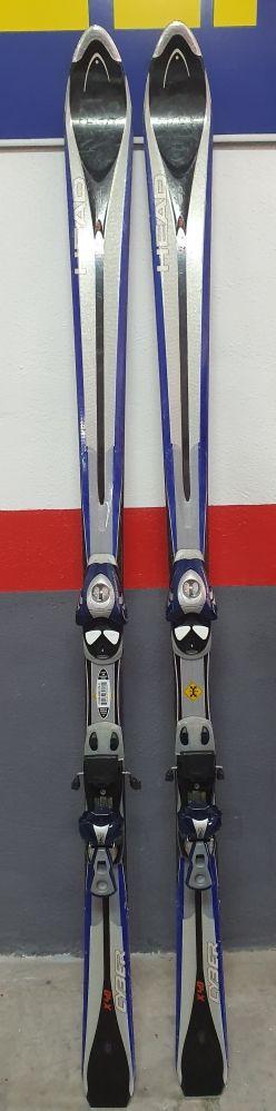Esquís carving Head Cyber X40