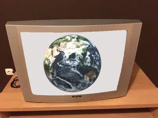 TV 28 Pulgadas + TDT + Cable Euroconector