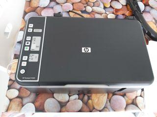 Impresora - Scanner HP Deskjet