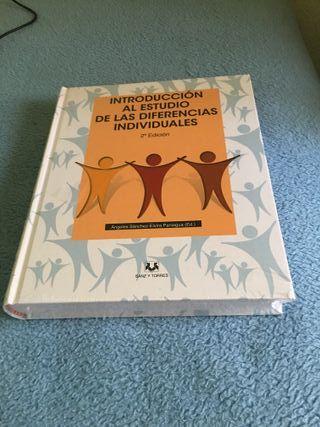 Libro diferencias individuales UNED