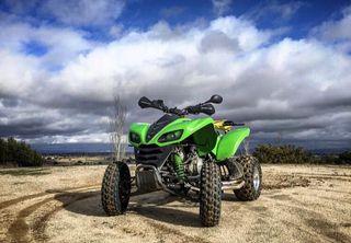 Quad Kawasaki kfx 700