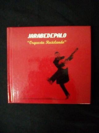 Libro-Cd 'Jarabe de Palo'