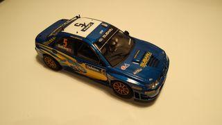 Subaru Impreza WRC Scalextric