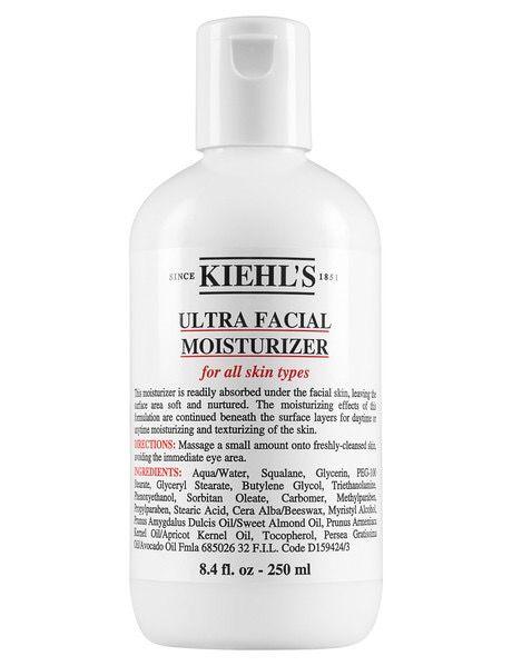 Ultra facial moisturizer crema hidratante kiehl's