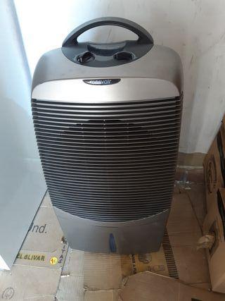 ventilador agua o hielo