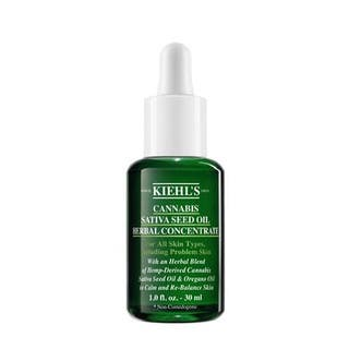 Cannabis canabis sativa oil concentrate Kiehl's